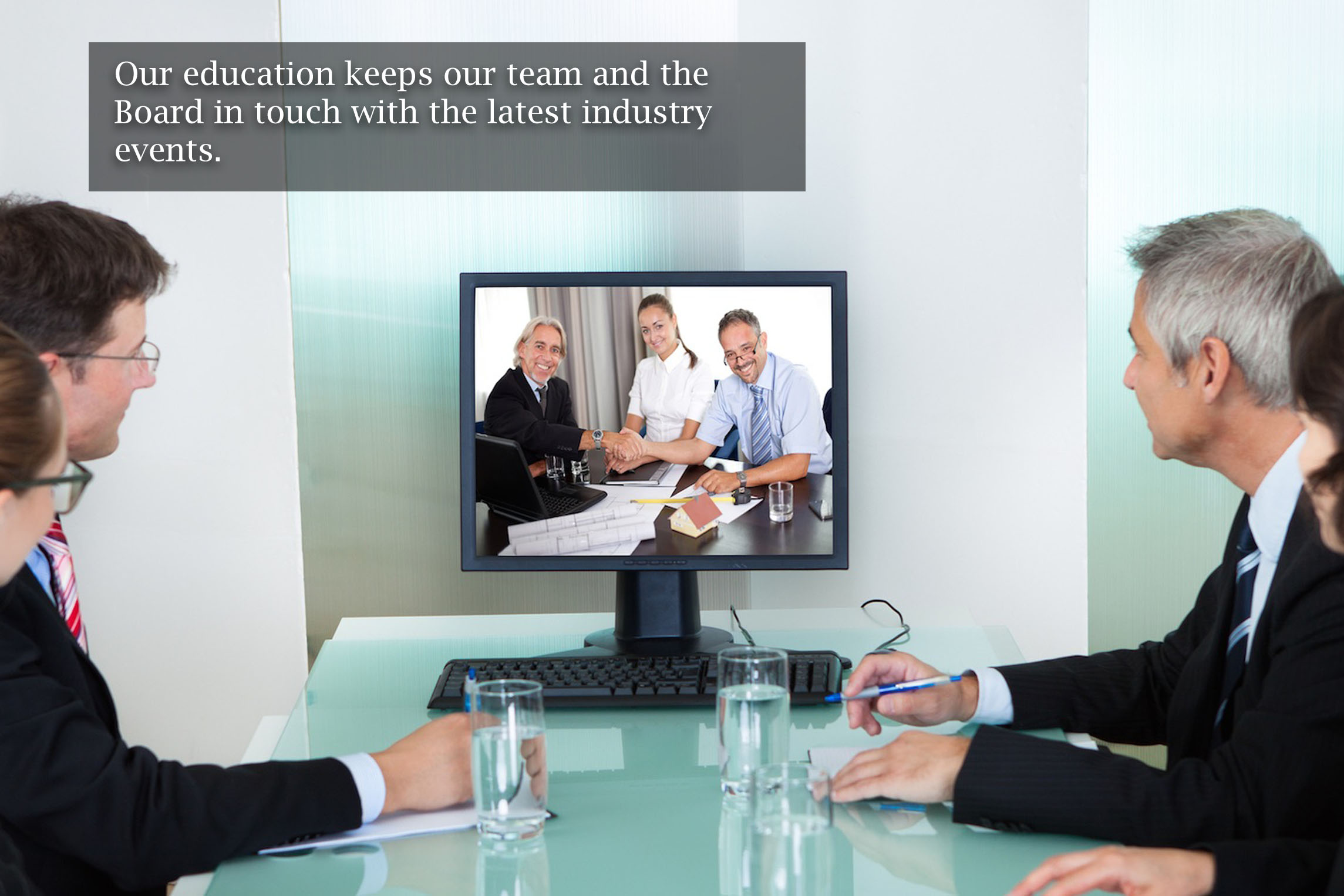 virtual meeting for learning in association management