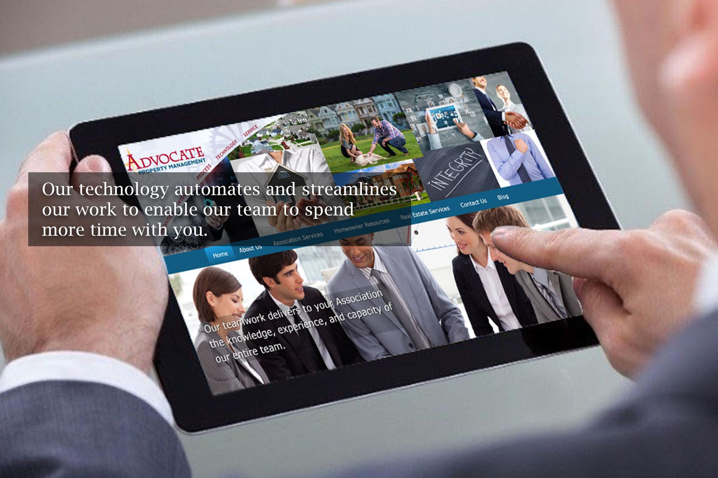 association management technology